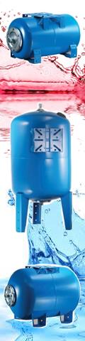 Quảng cáo Bình tích áp Aquasystem
